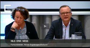 Høring i helse- og omsorgskomiteen 0kt 2015