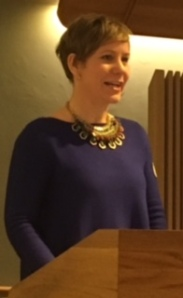 Fagsjef Camilla Moneta, Norske Arkitekters Landsforbund